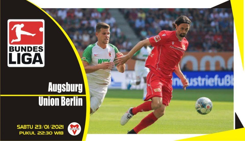 Prediksi Pertandingan Liga Jerman: Augsburg vs Union Berlin