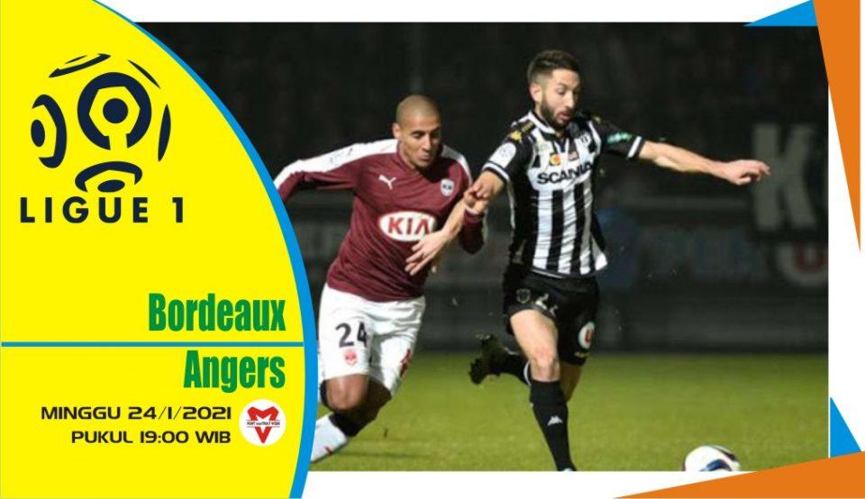 Prediksi Pertandingan Liga Prancis: Bordeaux vs Angers