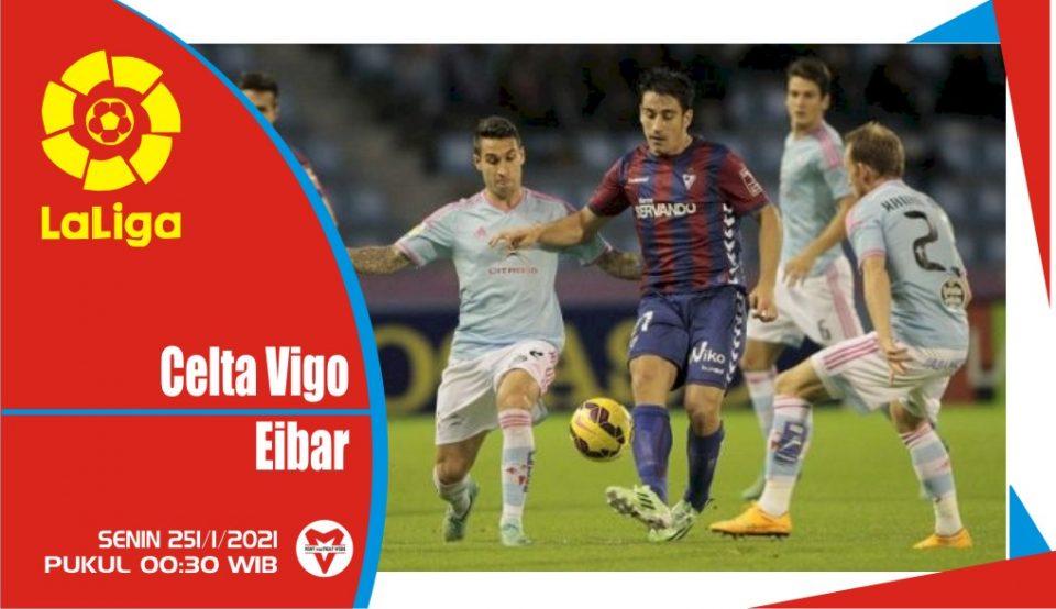 Prediksi Pertandingan Liga Spanyol: Celta Vigo vs Eibar