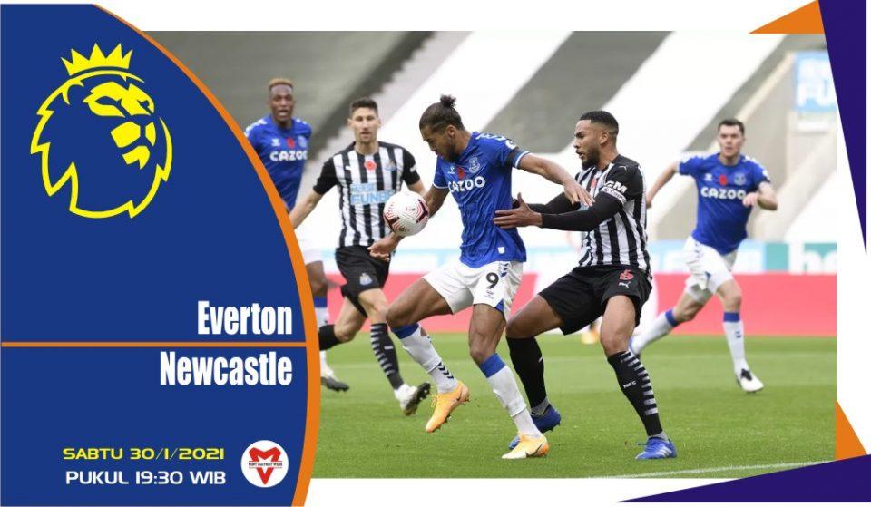 Prediksi Pertandingan Liga Inggris: Everton vs Newcastle United