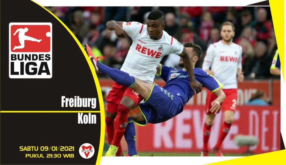 Prediksi Pertandingan Liga Jerman: Freiburg vs FC Koln