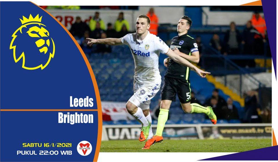 Prediksi Pertandingan Liga Inggris: Leeds United vs Brighton