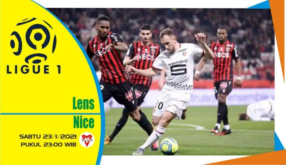 Prediksi Pertandingan Liga Prancis: Lens vs Nice