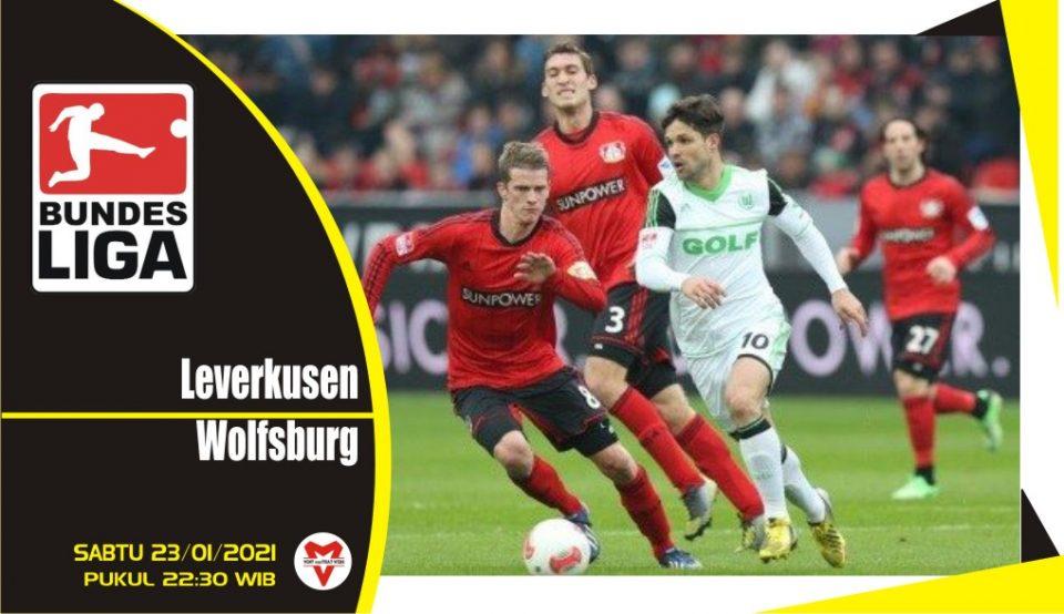 Prediksi Pertandingan Liga Jerman: Bayer Leverkusen vs Wolfsburg