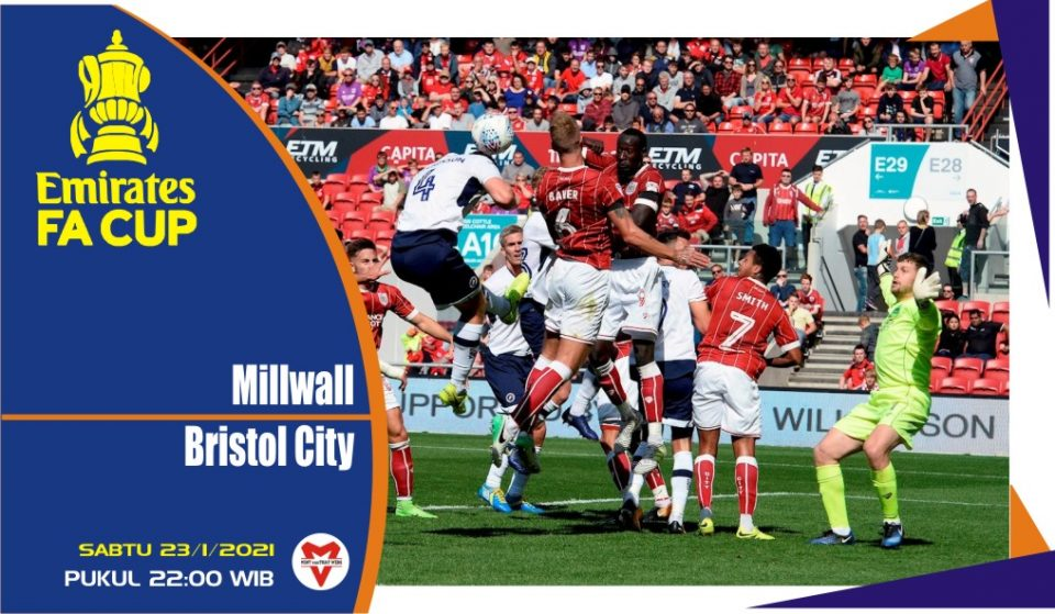 Prediksi Pertandingan FA Cup: Millwall vs Bristol City