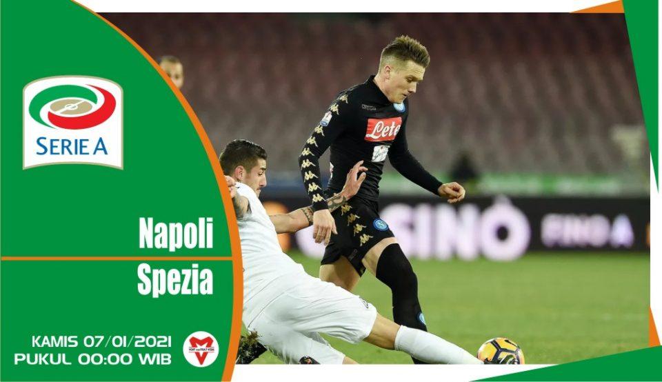 Prediksi Pertandingan Liga Italia: Napoli vs Spezia