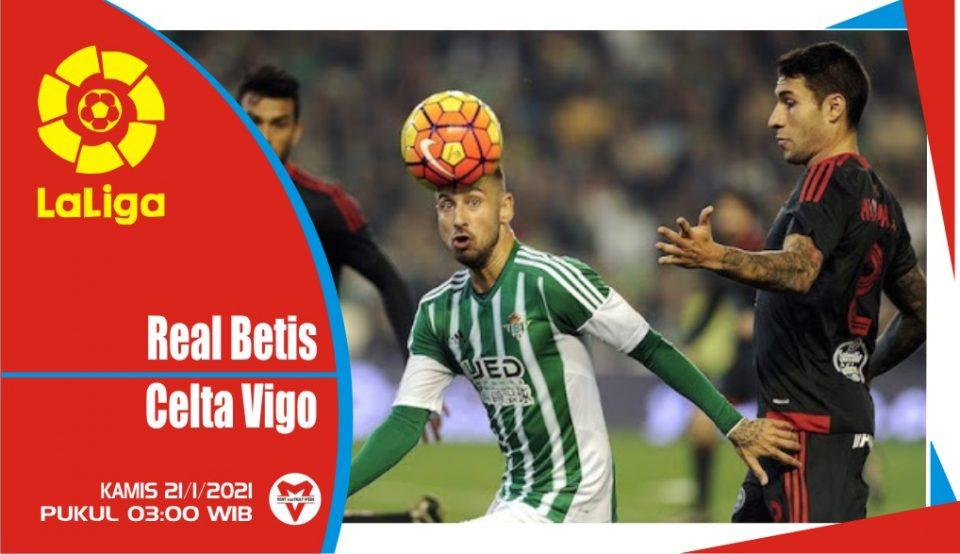 Prediksi Pertandingan Liga Spanyol: Betis vs Celta Vigo
