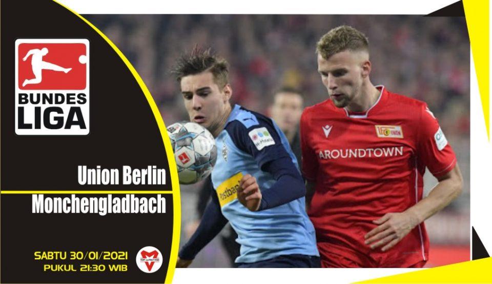 Prediksi Pertandingan Liga Jerman: Union Berlin vs Gladbach