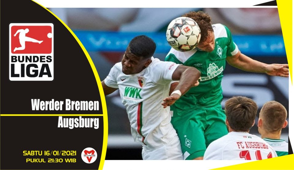 Prediksi Pertandingan Liga Jerman: Werder Bremen vs Augsburg