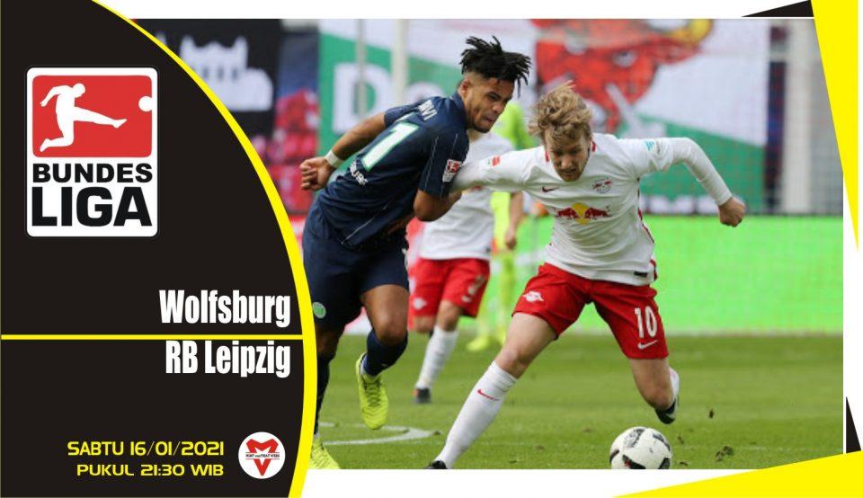 Prediksi Pertandingan Liga Jerman: Wolfsburg vs RB Leipzig