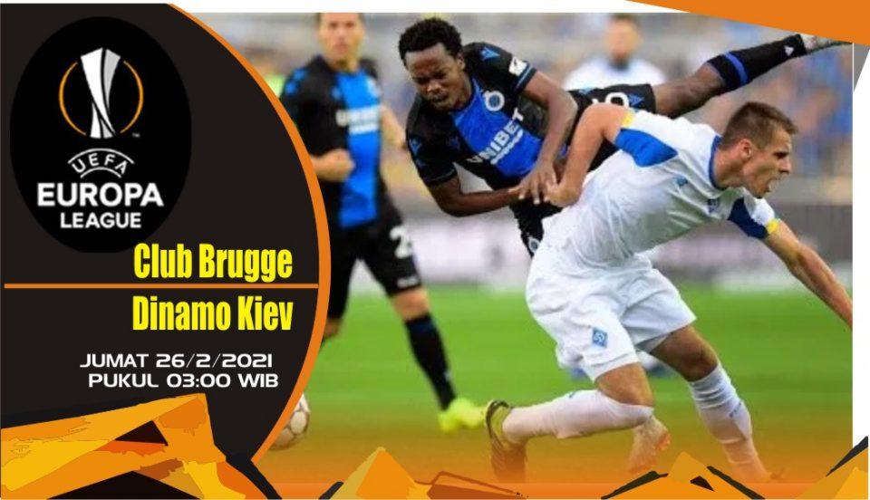 Brugge vs Dynamo Kiev