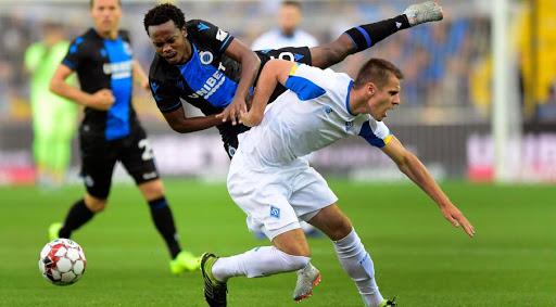 Dynamo Kiev vs Club Brugg