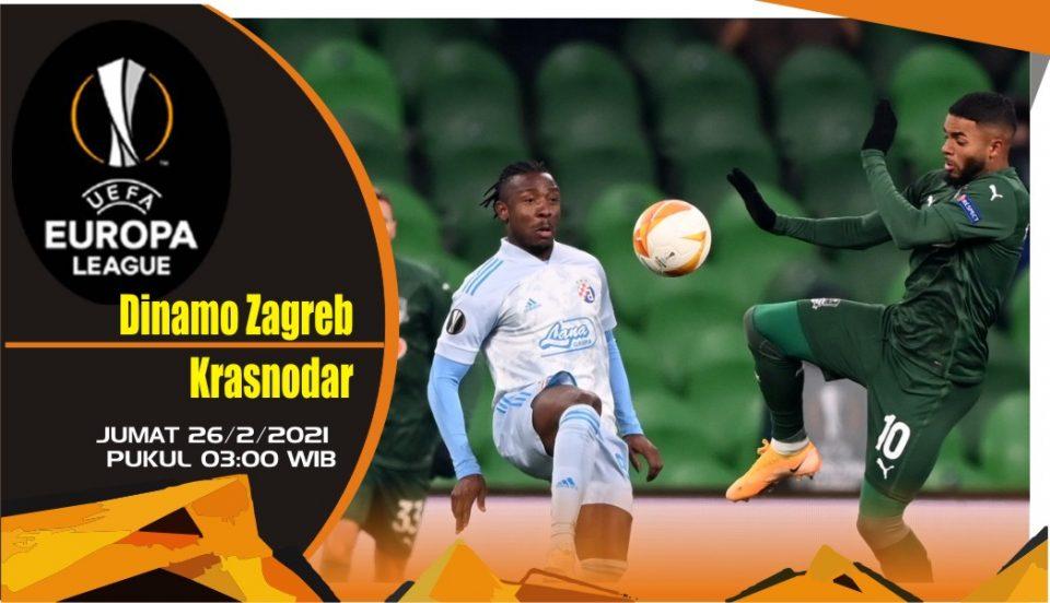 Dinamo Zagreb vs Krasnodar