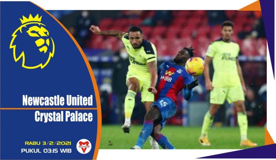 Prediksi Pertandingan Liga Inggris: Newcastle United vs Crystal Palace