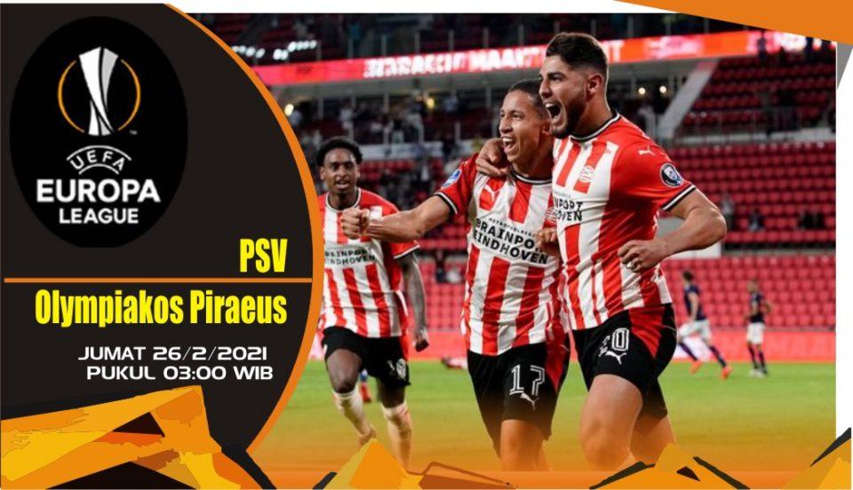 PSV Eindhoven vs Olympiacos