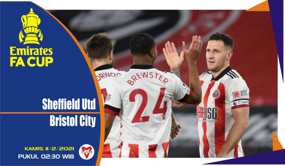 Prediksi Pertandingan FA Cup: Sheffield United vs Bristol