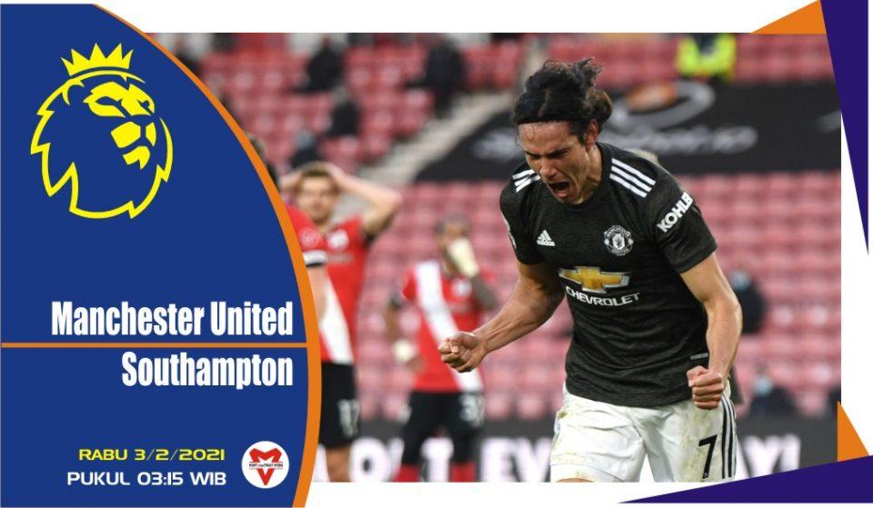 Prediksi Pertandingan Liga Inggris: Manchester United vs Southampton