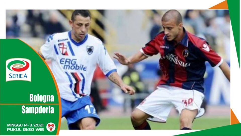 Prediksi Pertandingan Liga Italia: Bologna vs Sampdoria