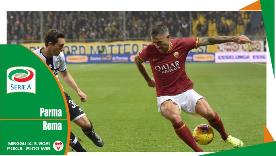 Prediksi Pertandingan Liga Italia: Parma vs Roma