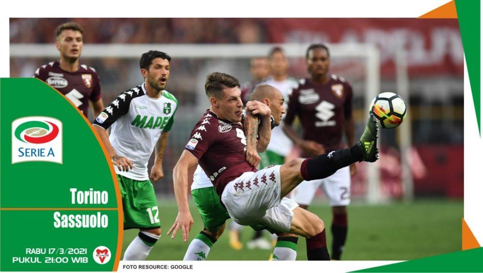 Prediksi Pertandingan Liga Italia: Torino vs Sassuolo