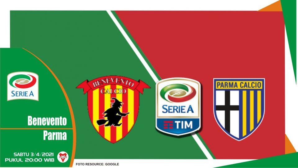 Prediksi Liga Italia: Benevento vs Parma - 3 April 2021