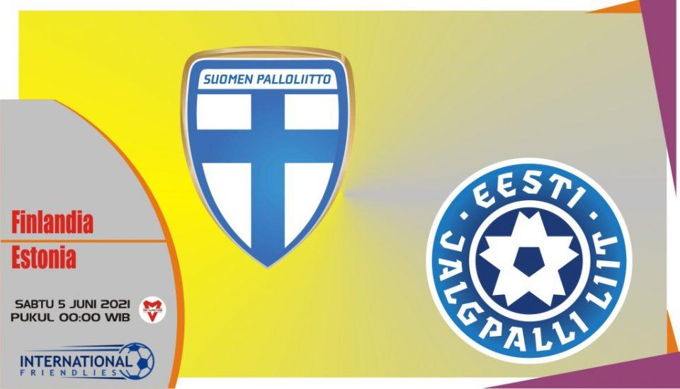 Prediksi Finlandia vs Estonia, Laga Persahabatan 5 Juni 2021