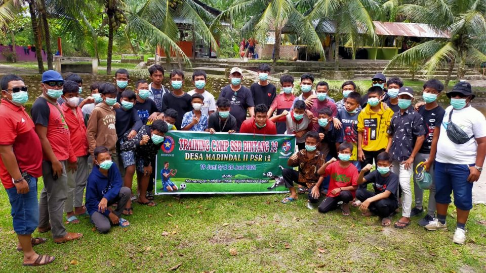 SSB Bintang 12 Marindal II Training Camp